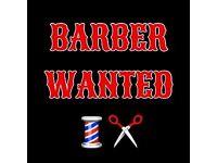Barber wanted in Bexleyheath