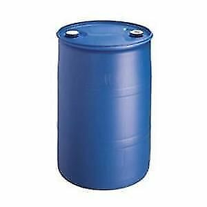 55 Gallon Plastic Drum / Barrel - FOOD GRADE