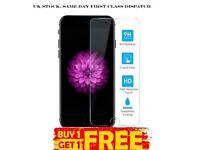 iPhone 6 Glass Protectors, Buy 1 Get 1 Free!