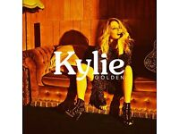 Golden - Kylie Minogue NEW Cd