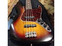Looking for a fender jazz bass