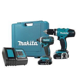 makita DLX2141SY Ens. de 2 outils sans-fil 18V  neufffffffffff