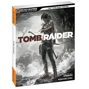 TOMB RAIDER Signature Series game STRATEGY GUIDE - BRAND NEW BOOK - WALKTHROUGH