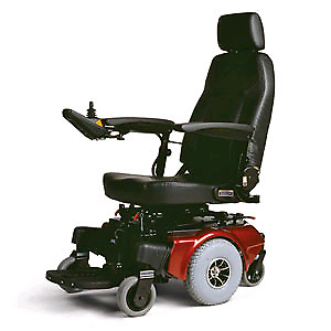 Quadriporteur __ fauteuil motorisé 424