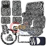 Zebra Car Accessories