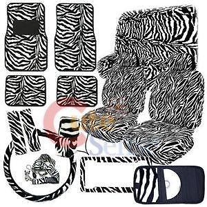 Zebra Car Accessories Ebay
