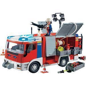 Playmobil Fire | eBay
