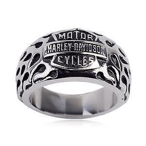 Womens size 7 Harley ring