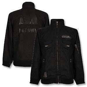 ADIDAS SOUNDS OF THE CITY JACKET MOTOWN RECORDS
