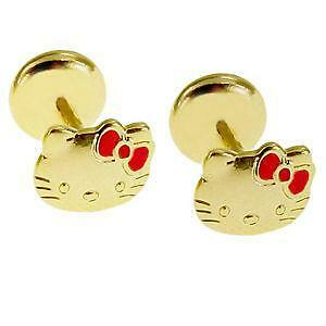 Hello Kitty Earrings Ebay
