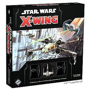 Star Wars: X-Wing Second Edition Products