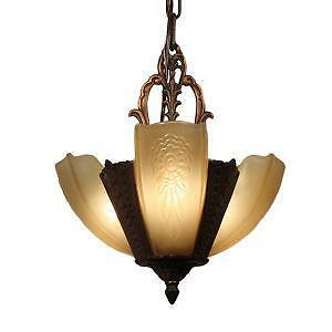 Slip shade ebay slip shade chandelier aloadofball Gallery