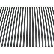 Black and White Upholstery Fabric