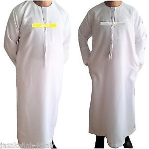 Men's Jubbah and Shalwar Kameez