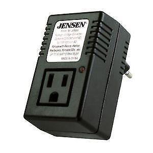 Jensen 50 Watt Foreign Voltage Converter (JEN50)