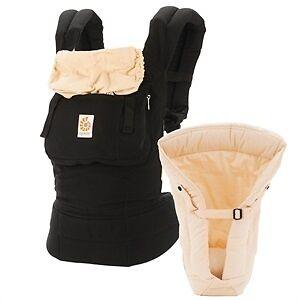 Porte bébé Ergobaby Ergo et insert pour bébé