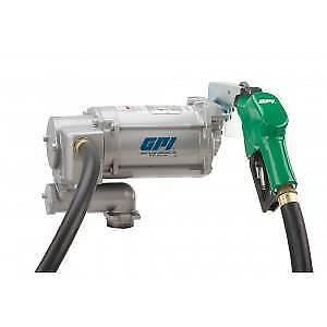***** BNIB Sealed GPI 12 Volt DC Fuel Transer pump ****