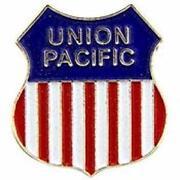 Union Pacific Pin