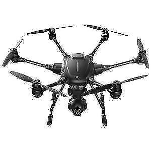 Yuneec Typhoon H Hexacopter With Real Sense Drone Intel integre