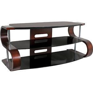 Wood TV Stand EBay - Tv stands
