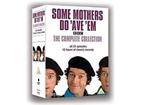 Some Mothers Do Ave Em Tv Series Complete Collection