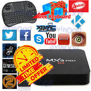 NEW 2016 ANDROID BOX***FULLY PROGRAMMED***2 year WARRENTY**
