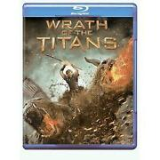 Wrath of The Titans Blu Ray