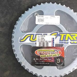 1985 - 2015 Honda CRF100,XR100 Rear Sprocket