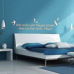 Wandaufkleber g nstig online kaufen bei ebay - Schlafzimmer bei ebay ...