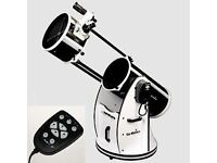 Skywatcher 12in 300PX Motorised Dobsonian Telescope (Ipad Pro Taken In PX)
