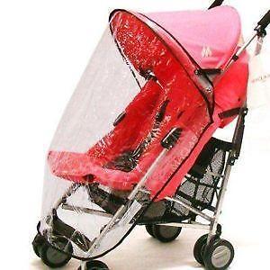 Maclaren raincovers pushchair accessories ebay for Maclaren quest accesorios
