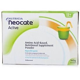 Neocate Active fully sealed box - *5 boxes available*