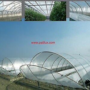 Extremely Clear 8 mils Vinyl Greenhouse Film (Width – 20.5, 24')