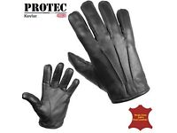 Protec kevla anti slash fire resistant gloves