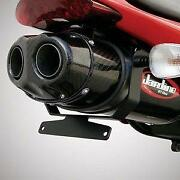 Daytona 675 Exhaust