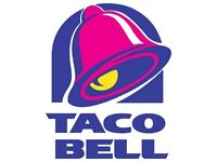 Restaurant Manager Vacancy for Exciting new Taco Bell Opening in Glasgow