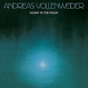 Andreas Vollenweider-Down To The Moon lp