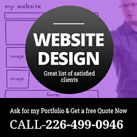 Quaility Web Design, Ecommerce Development, Website Designer