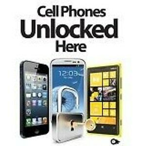 * Phone Unlocking Service * Iphone Samsung HTC Blackberry Sony