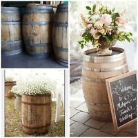 Wine Barrels rental. Up to 11 for rent/Sale. $35/Event