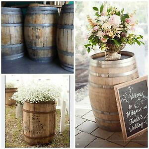 Wine Barrels rental. Up to 11 for rent/Sale. $35/Event London Ontario image 1
