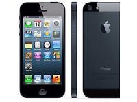 Iphone 5, 16gb, unlocked, space grey, boxed £115 fixed price