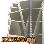 Film Cell Memorabilia