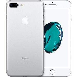IPhone 7 plus 32 GB Silver BRAND NEW