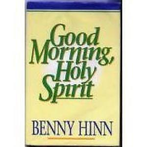 Good Morning Holy Spirit audio book in a 2 cassette box set +