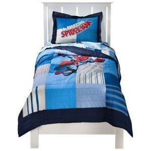 Spiderman Bedding Ebay