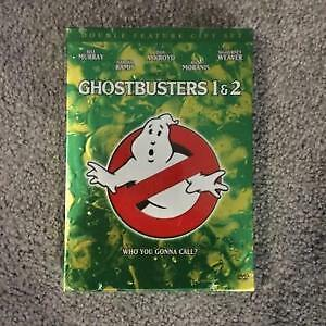 Ghostbusters 1+2 DVD Brand New