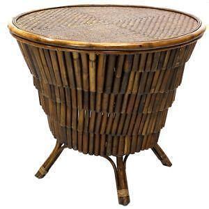 Vintage Bamboo Furniture Ebay