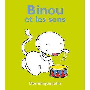 Livres de Toupie et Binou cartonnés pour les petits