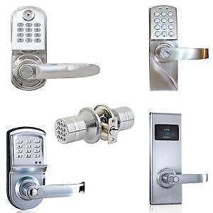 door locks. electronic door locks
